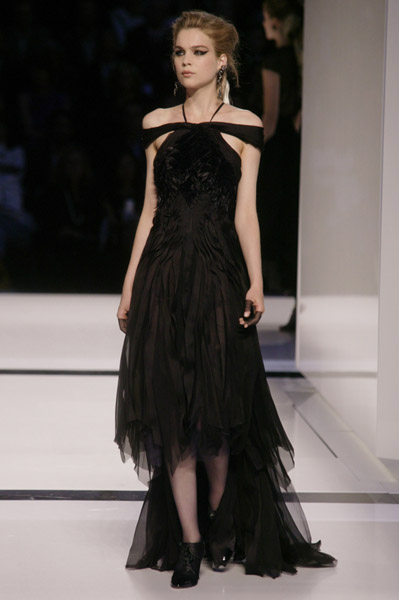 2009 Fall Couture: Chanel
