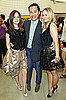 Rachel Bilson, Kristen Bell, and  Rachel Zoe Attend Party For Phillip Lim&#039;s LA Store&#039;s First Anniversary
