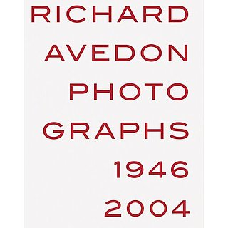 Fab Read: Richard Avedon, Photographs 1946-2004