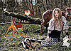 Stella McCartney&#039;s Fall 2009 Ad Campaign Features Bambi