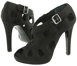 The Look For Less: Givenchy Black Cutout Platforms
