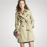 This Icon Trench, ($298) will serve me all year long.
