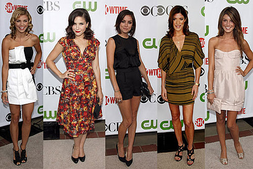 Who Was Most Fab at the CW And Showtime TCA Party?