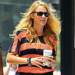 Blake Lively Really Loves Topshop!