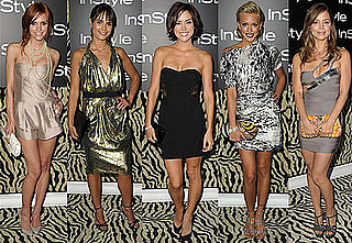 Photos of Ashlee Simpson, Jennifer Morrison, Jordana Brewster, Gabrielle Union, and Eliza Dushku at InStyle Party in LA