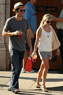 Reese Witherspoon and Jake Gyllenhaal Walking in Venice, CA