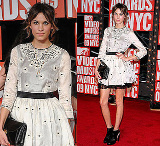 Photo of Alexa Chung at 2009 MTV Video Music Awards
