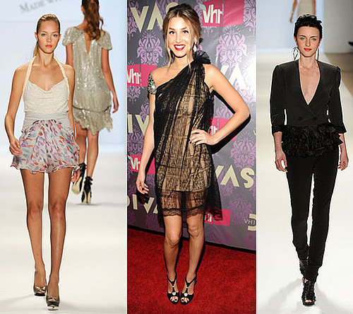 Photos From Whitney Port's Spring 2010 Collection 2009-09-18 13:30:22