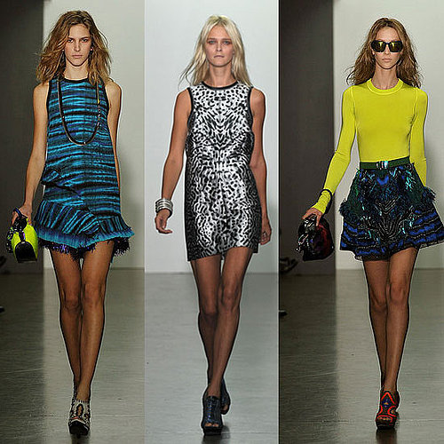 Photos of Proenza Schouler's 2010 Spring New York Fashion Week Show