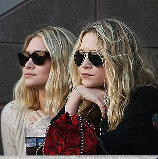 Mary-Kate and Ashley Olsen Design Sunglasses For The Row