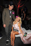 David LaChapelle and Pamela Anderson