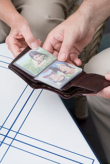 Baby Photos Bring Wallets Home