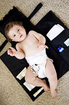 Ticklebug Baby Diaper Changing Kit