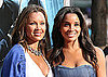 Vanessa Williams Gives Beauty Tips to Her Daughters