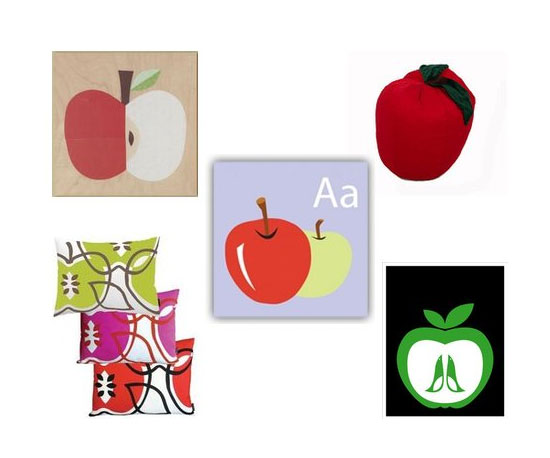 A Is For Adorning With Apples