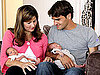 Roger Federer Photo of Twin Daughters