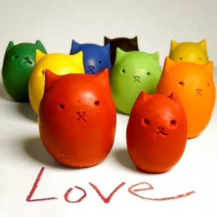 Fun Shaped Crayons