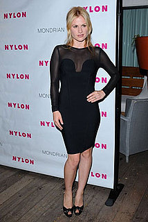 Anna Paquin Addresses Pregnancy Rumors