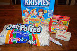 Rice Krispie Apples