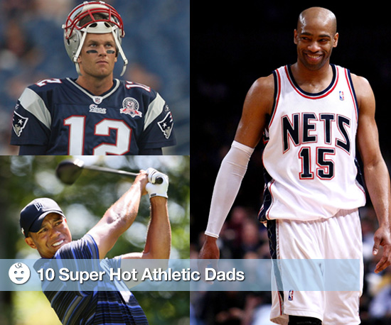 10 Hot Athletic Dads