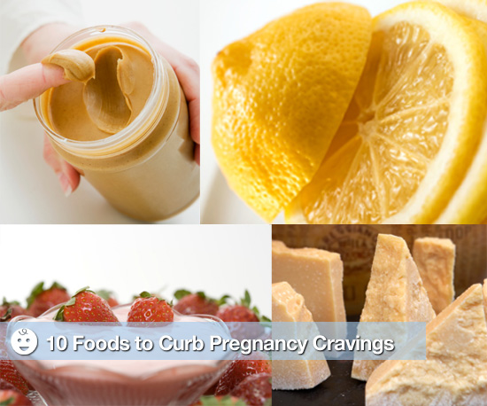Foods to Fend Off Pregnancy Cravings