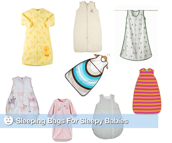 Sleeping Bags For Sleepy Babies