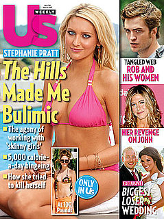 Stephanie Pratt Says The Hills Made Her Bulimic