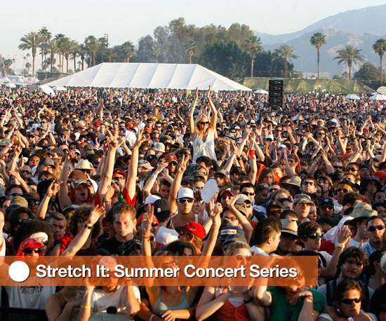Stretch It: Summer Concert Series
