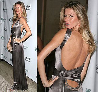 Gisele Bundchen Is a Fan of Anusara Yoga