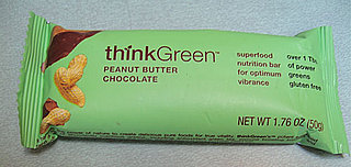 Food Review: thinkGreen Peanut Butter Chocolate Bar