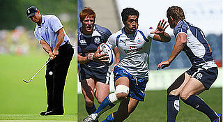 Do You Think Golf and Rugby Should Be Olympic Sports?