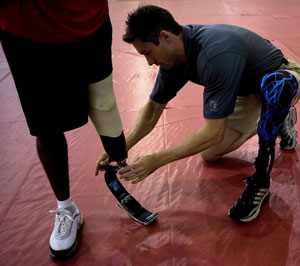 Get Motivated: Marathoning With Prosthetic Leg