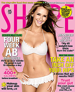 Jennifer Love Hewitt on the Shape of Things