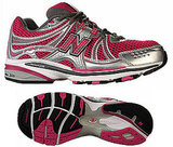 New Balance Lace Up For the Cure 769 Running Shoe