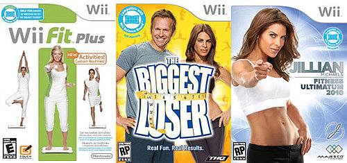 Fitness Video Games For the Wii