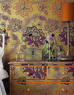 Love It or Hate It? All-Over Patterning in a Room