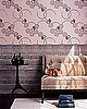 Cool Idea: Wallpaper Wainscoting
