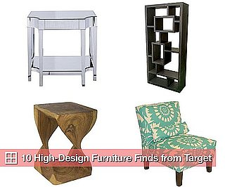 10 High-Design Furniture Finds From Target