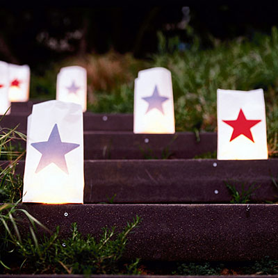 Sunset's star lanterns would look gorgeous on a dark stairway.