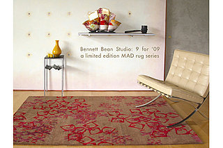 Crave Worthy: Bennett Bean Rugs For Museum of Art & Design