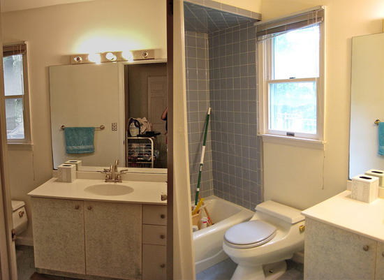 How-To: Take Your Bathroom From Simple to Swanky