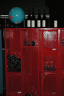 Cool Idea: Lockers as Wine Storage
