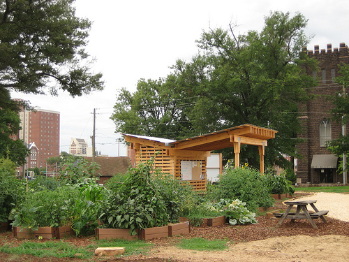 Jones Valley Urban Farm, Birmingham, AL