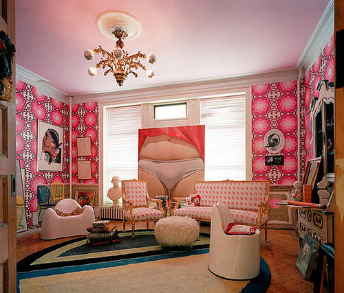 Love It or Hate It? Cary Leibowitz's Pop Pink Pad