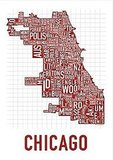Display your Windy City love with the Chicago Neighborhood Poster ($22). Live in Boston, Brooklyn, the Great Lakes, Los Angeles, Manhattan, NYC, Philadelphia, Portland, San Francisco, Seattle, Toronto, or Washington DC? Ork Posters has something for everyone.