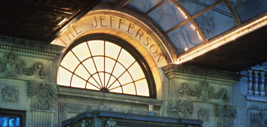 Travel to DC and Stay at the Jefferson
