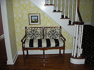 Do You Have Seating in Your Foyer?