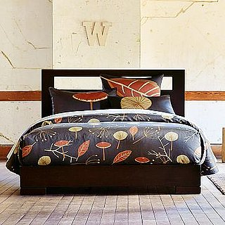 Nice and New: West Elm Mushroom Duvet Cover