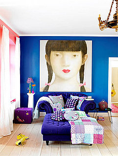 Do You Have Any Large-Scale Artwork in Your Home?