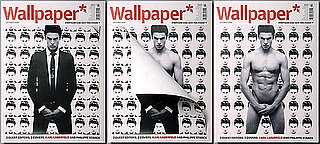 Philippe Starck and Karl Lagerfeld Guest Edit Wallpaper